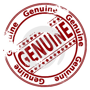 The Ingenuity of Being Genuine  iDesignLife