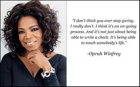 Happy Birthday Oprah!